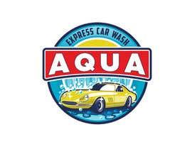 #406 for Aqua cw Logo by masuma1289