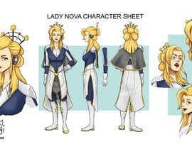 Nro 46 kilpailuun Experienced, illustrator needed for 2D Character turnaround + Expression sheet käyttäjältä wahyous