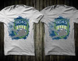 #40 for Create graphic design for t-shirt af erwinubaldo87