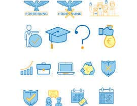#8 for Simplify/Redesign 16 icons for survey usage af moucak