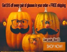 Nro 60 kilpailuun Halloween Banners käyttäjältä KimixTebrix