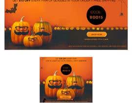 Nro 51 kilpailuun Halloween Banners käyttäjältä sonalfriends86