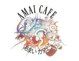 #91 для Design a logo for anime cafe (Amai Cafe) от devonharrah