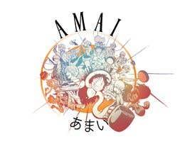 #133 для Design a logo for anime cafe (Amai Cafe) от devonharrah
