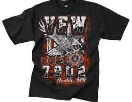 #45 untuk VFW T-Shirt Design oleh elitesniper