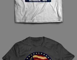 #40 untuk VFW T-Shirt Design oleh softboyasad