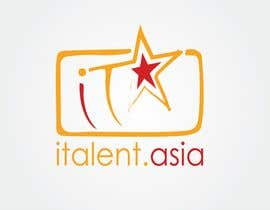 #122 para Logo Design for iTalent.Asia de MargaretMay