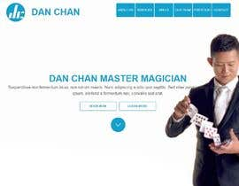 #33 for Build a new website for Dan Chan Master Magician by raja776