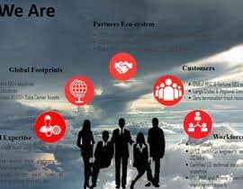 Nro 25 kilpailuun Beautifying PowerPoint Slide with Graphics and Visuals käyttäjältä benlahrechehocin