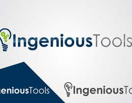 #174 for Logo Design for Ingenious Tools by taganherbord