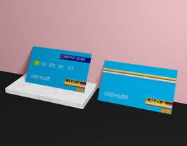 #108 , Design a Place card that looks like a credit card 来自 shahinurislam9
