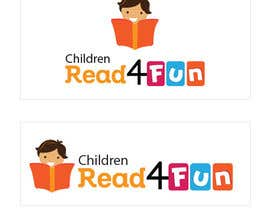 nº 44 pour Logo Design for Children Read For Fun par KreativeAgency