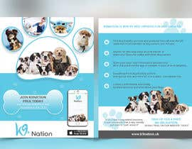 #43 para Design an eye-catching A5 flyer for print to attract dog owners attention de shamim040