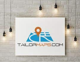 #54 for Name and Logo for startup on production of maps to be printed on T-shirts, mugs, cases.... af DarkEyePhoto