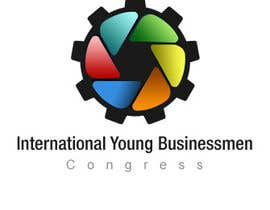 nº 59 pour Logo design for International Young Businessmen Congress par manikraopriyanka