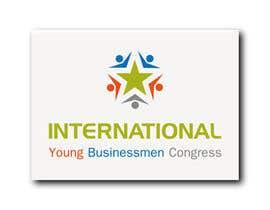 nº 70 pour Logo design for International Young Businessmen Congress par smbdhs