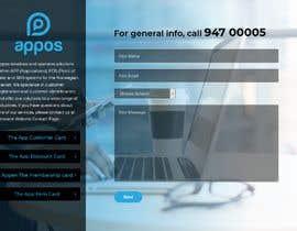 #56 para Mini website por Techlover1952