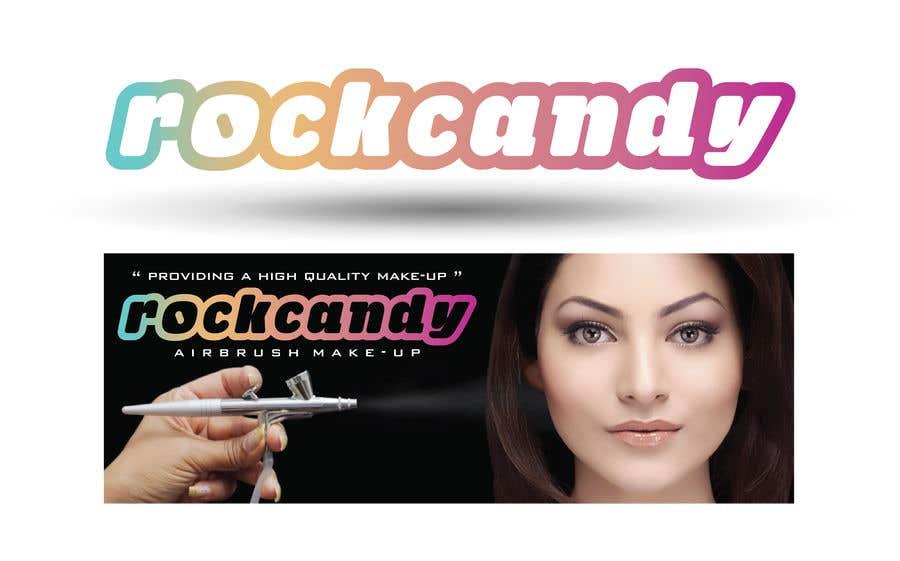 Penyertaan Peraduan #293 untuk Rock Candy Logo and Brand Identity