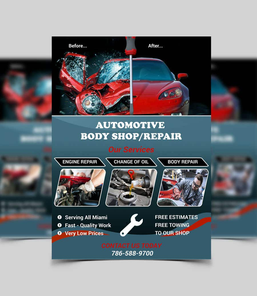 entry 178 by shamim040 for create flyer advertisement online for