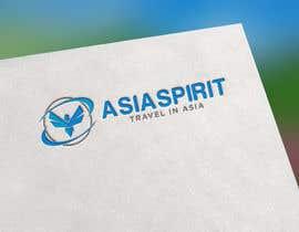 #48 for Design logo for ASIASPIRIT af arjuahamed1995