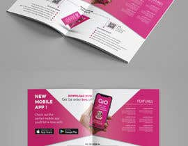 #6 para Design a A4 folded Brochure , A5 Flyer, Business Cards, Letterhead and Window Sticker de ankurrpipaliya