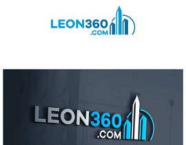#77 for Need 3D Logo LEON360.COM af BlueBerriez
