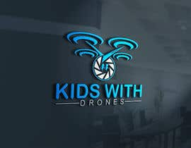 #23 Kids With Drones Logo Design részére issue01 által