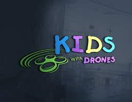 #36 Kids With Drones Logo Design részére flyhy által