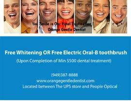 tsriharshan tarafından Dental poster için no 18