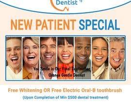 designcreative28 tarafından Dental poster için no 15