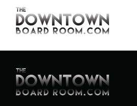 "#3 for Need Crisp/Clean Business logo designed for cleint ""The Downtown Board Room"" by mamun25g"