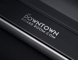 "#16 for Need Crisp/Clean Business logo designed for cleint ""The Downtown Board Room"" by mamun25g"