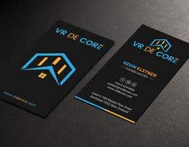 #308 para Design a business card for me. de sabbir2018