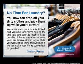 #3 for Create a Flyer - Dry Cleaning af Savioperera