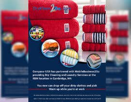 #18 for Create a Flyer - Dry Cleaning af mbelal292