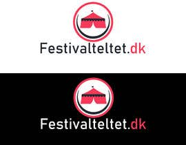 #17 for New logo for website selling pop-up tents for festivals. by Urmi3636