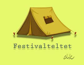 #23 for New logo for website selling pop-up tents for festivals. by Jet6