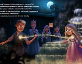 Nro 27 kilpailuun Illustrate a Sample Page of a Children's Book käyttäjältä SoftwarSolution