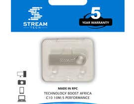 #16 for Package Design For Flash Drive and Memory Card af Manik012