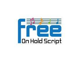 #40 untuk Very Quick Logo Design For 'Free On Hold Script' oleh motorhead141698