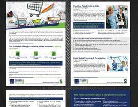 Nro 25 kilpailuun Designing two creative looking flyers for training programs käyttäjältä stylishwork