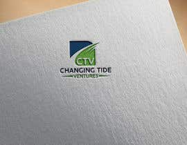 #430 for Design and Logo for Changing Tide Ventures by minachanda149