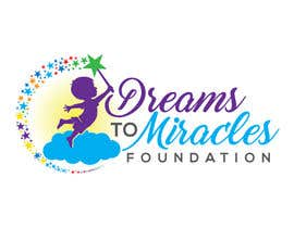 #210 untuk Logo - Dreams To Miracles Foundation oleh fourtunedesign