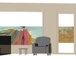 #7 for Create A Graphic of a Geological Cross Section for a Glass Partition by jhosser