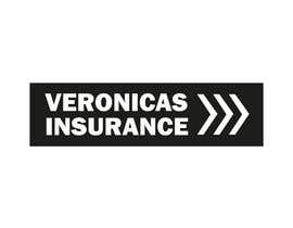 #125 cho VERONICA'S INSURANCE is an insurance company for auto, commercial, RV and so on. We are looking for a new logo that re brands the name VERONICA'S. I attached the actual logo, which we wanna change all. bởi ingenova