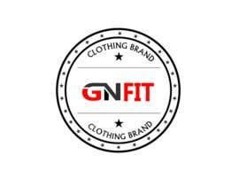 """#170 , I need a logo designed for my new clothing brand , the name will be """"GN fit"""" its a fitness clothing for men and women 来自 Arfanmahadi"""