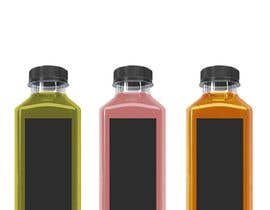 nº 3 pour Realistic juice bottle | Graphic Design par Xauzinho