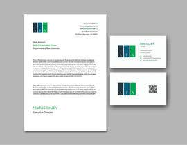 #118 για Design a business card and letter head από Srabon55014