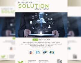 nº 17 pour Design a Flyer for IT service par colorgraph