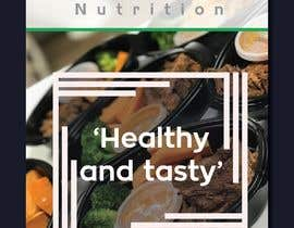 #44 untuk Poster design for Healthy meal Prep called 'GoFiit Nutrition' £10 per poster between 2-5 required maybe more oleh nayangazi987